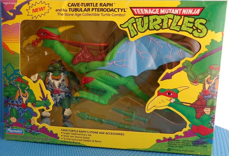 Cave Turtle Raph (boxed)