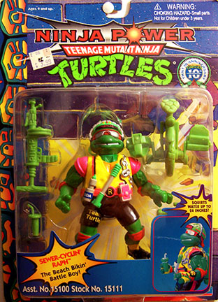 Sewer Cyclin' Raph, reissue (boxed)