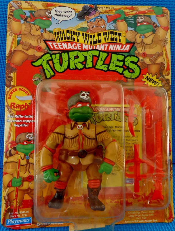 Sewer Scout Raph (boxed)