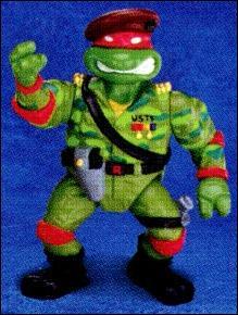 Covert Specialist Raphael (figure)