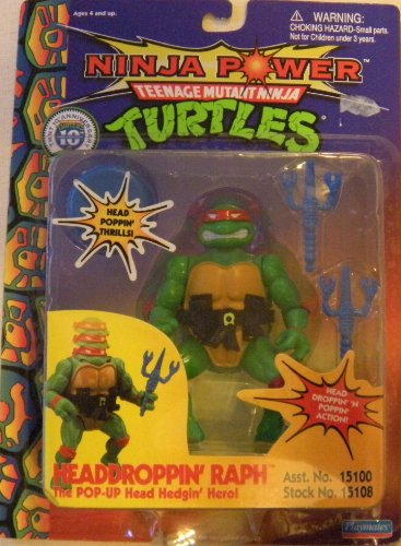 Head Droppin' Raph, reissue (boxed)