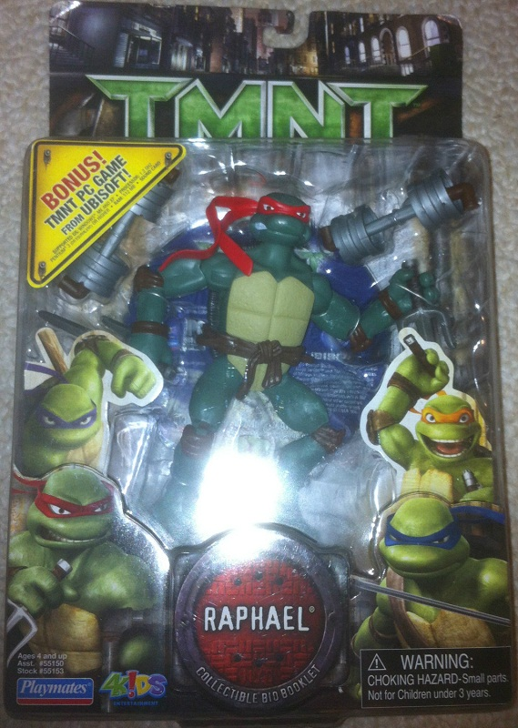 Raphael + bonus 2007 (boxed)