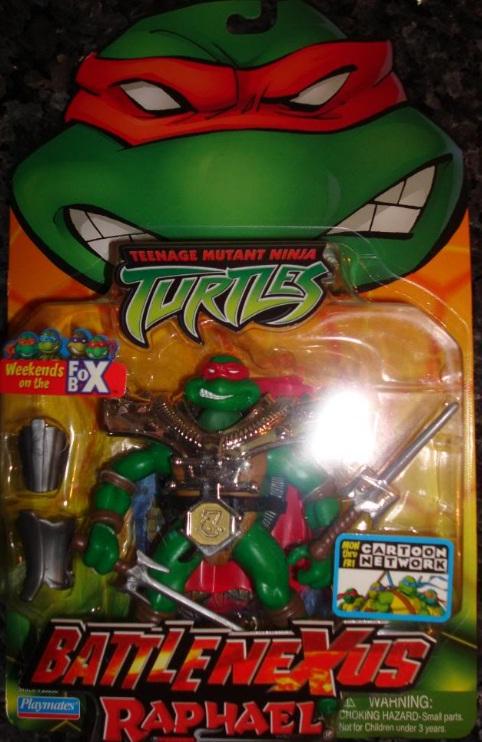 Battle Nexus Raphael (boxed)