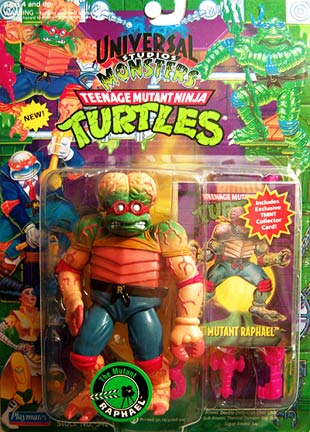 The Mutant Raph (boxed)