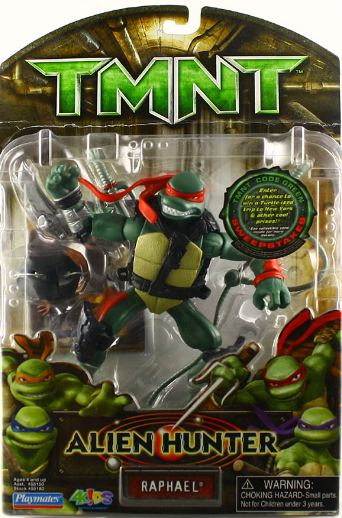 Alien Hunter Raphael (boxed)