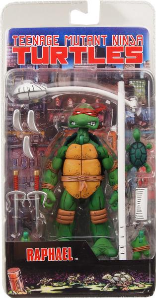 Raphael (NECA) boxed