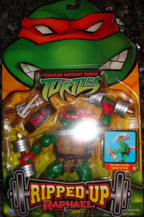 Ripped-Up Raphael (boxed)