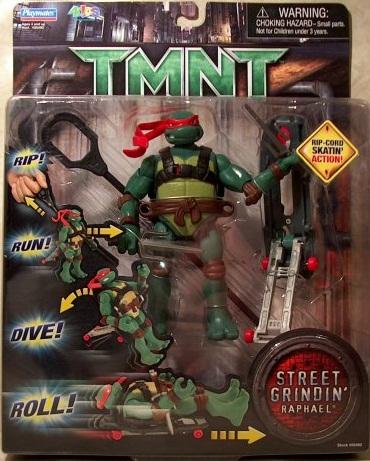 Street Grindin' Raphael (boxed)