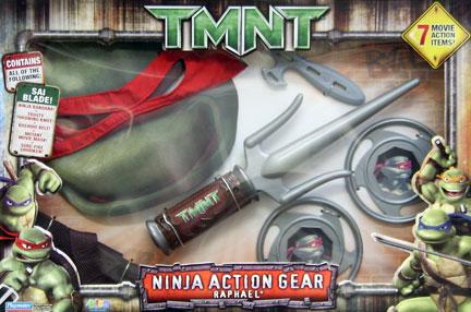Ninja Action Gear Raphael (boxed)