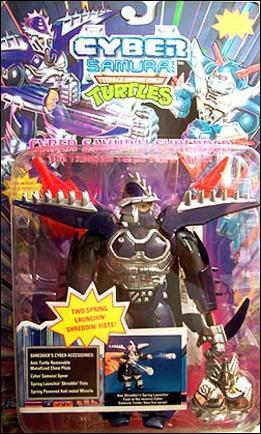 Cyber Samurai Shredder (boxed)