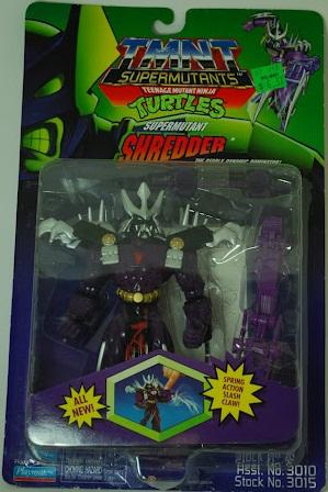 Supermutant Shredder (boxed)