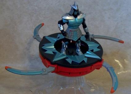 Turbo Bashers. Shredder (figure)