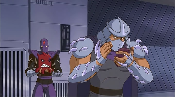 Shredder from Turtles Forever (1)