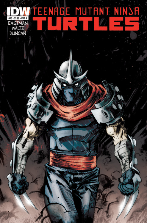 Shredder from comics (10)