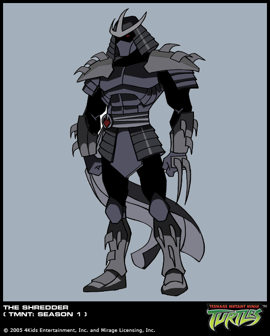Shredder (concept 2003)