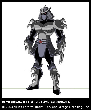 Shredder (concept 2003) 2
