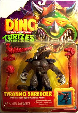 Tyranno Shredder (boxed)