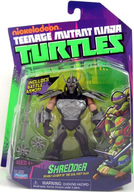 Shredder 2012 action figure (boxed)