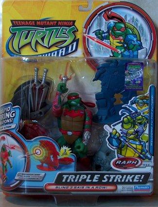 Triple Strike Raph (boxed)
