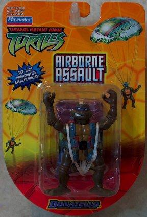 Airborne Assault Donatello (boxed)