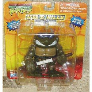 Wind Up Walkin' Donatello (boxed)