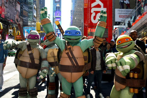 TMNT 2012 in NYC (photo 2)