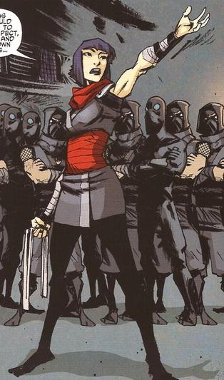 Karai from comics (6)