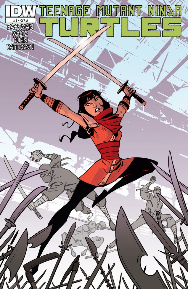 Karai from comics (7)