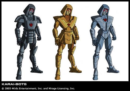 Karai-bots (concept 2005)