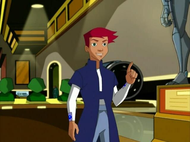 Cody Jones from series (1)