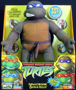 Ninjatronic Donatello (boxed)