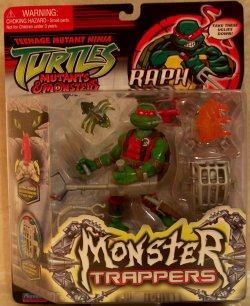 Monster Trapper Raph (boxed)