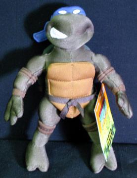 Mini Plush Donatello (boxed)