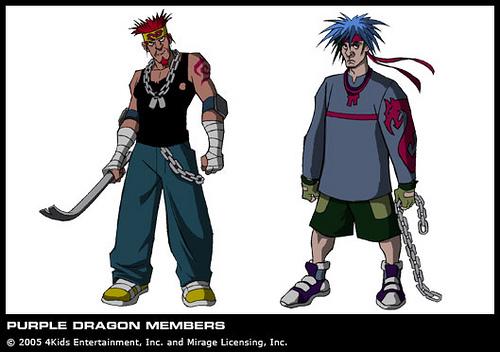 The Purple Dragons (concept 2003) 1