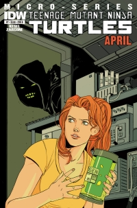 Micro-series #7: April O'Neil