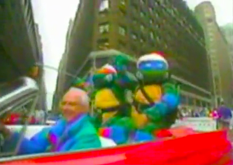 TMNT Parade