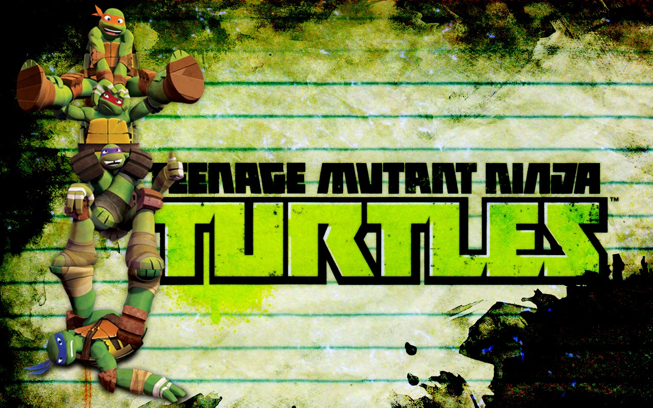 TMNT 2012 wallpapers (13) 1280х800