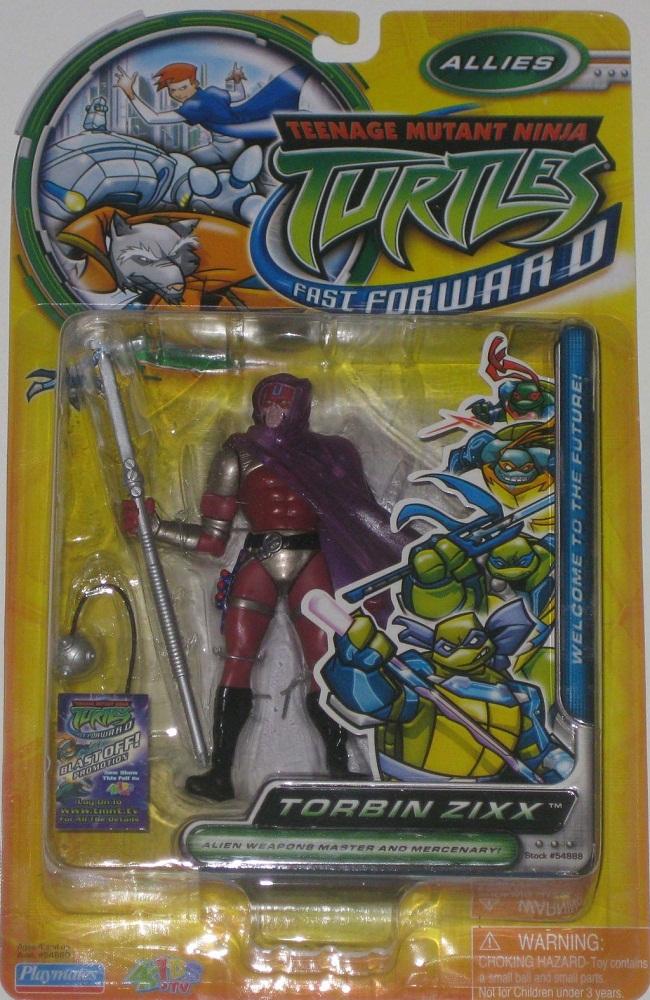 Torbin Zixx (boxed)