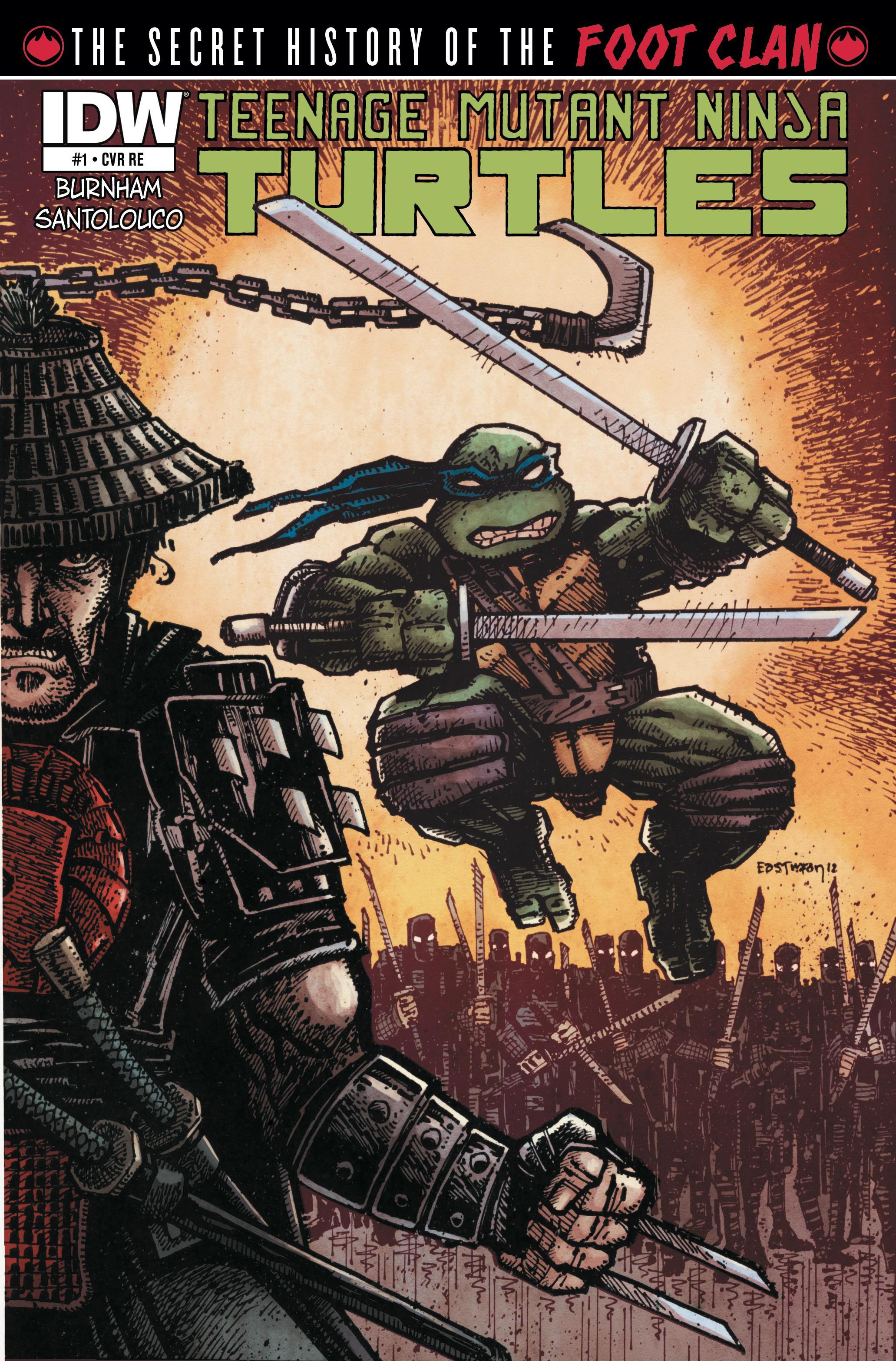 Exclusive Kevin Eastman's Art for Jetpack Comics (1)