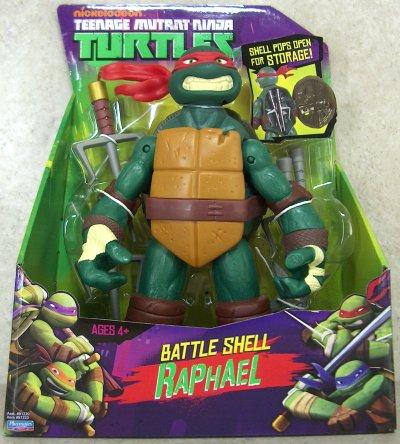 Battle Shell. Raphael (boxed)