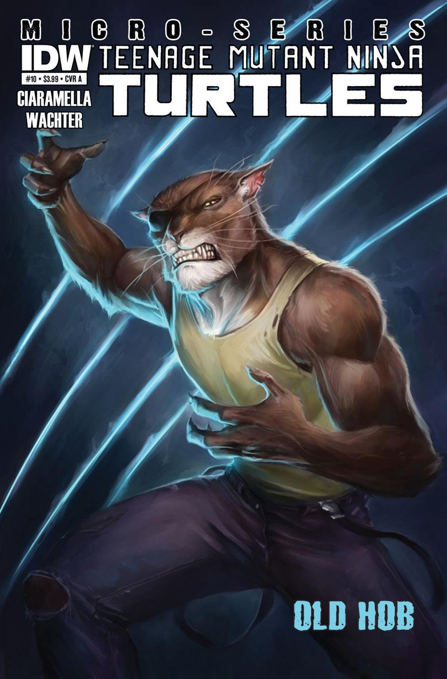 Villain Micro-series #3: Old Hob