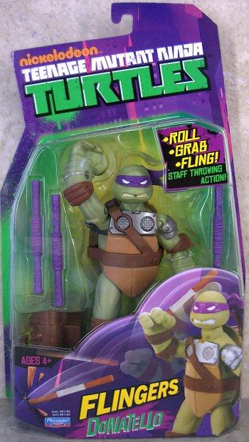 Flingers. Donatello (boxed)