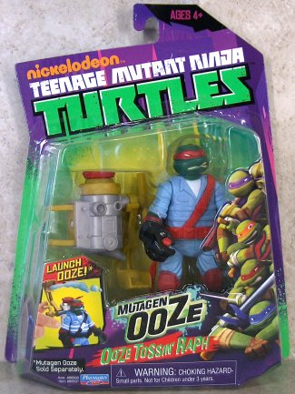 Ooze Scooping Raph (boxed)
