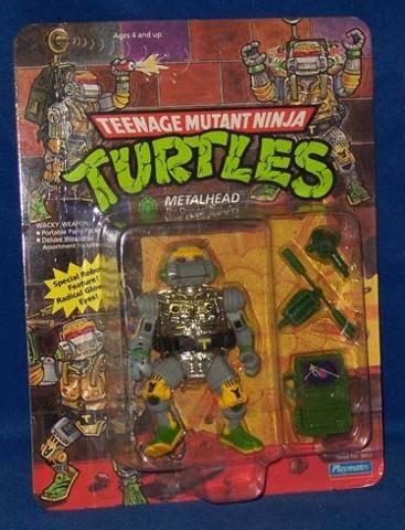 Metalhead, toy 1987
