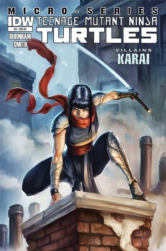 Villain Micro-series #5: Karai