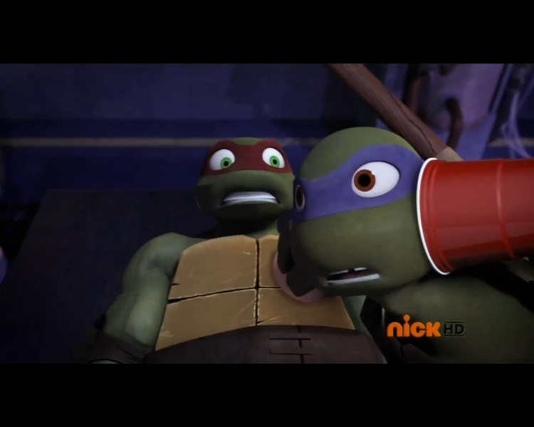 TMNT season 2, episode 2
