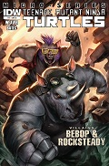 Villain Micro-series #7: Bebop & Rocksteady