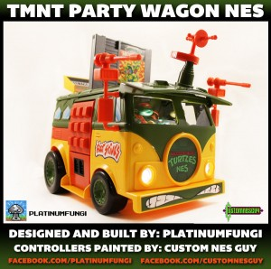 TMNT party wagon nes (1)