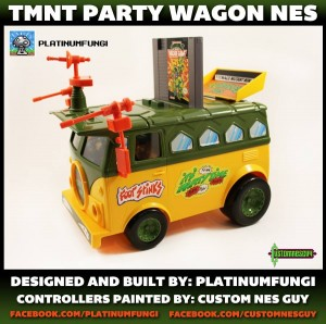TMNT party wagon nes (2)